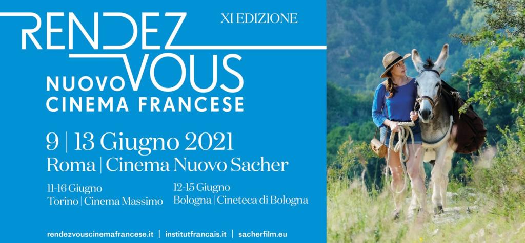 11° Rendez-vous con el Nuevo Cine Francés en Roma