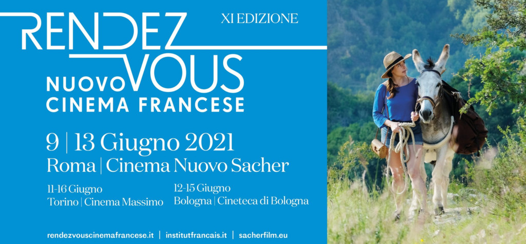 11th Rendez-Vous with New French Cinema in Rome