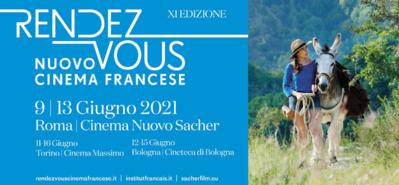 11es Rendez-vous avec le nouveau cinéma français à Rome