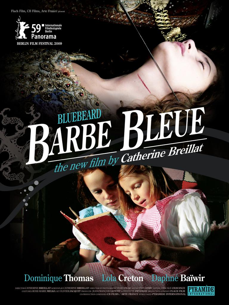 Blue Beard - Barbe-bleue - Poster