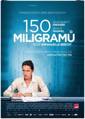 150 Milligrams - Poster - Czech Republic