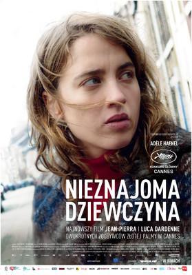 La Chica desconocida - Poster - Poland