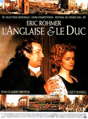 L'Anglaise et le Duc - Poster France