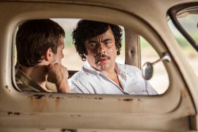 Benicio Del Toro - © Mika Cotellon