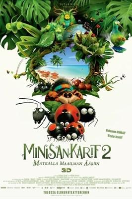 Minuscule 2 - Mandibles from Far Away - Poster - Finland