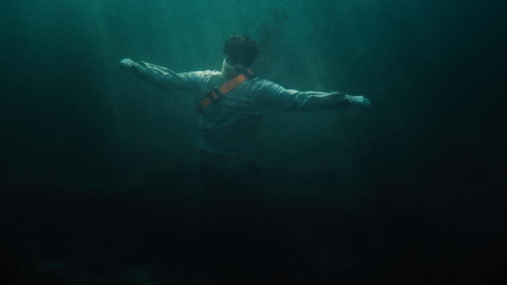 The Diver (Des profondeurs)