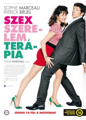 Sex, Love & Therapy - Poster - Hungary
