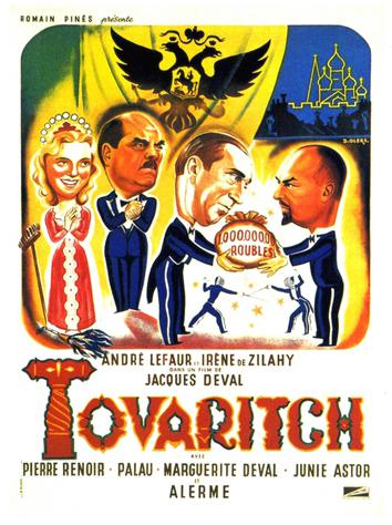 Tovaritch