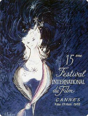 Festival international du film de Cannes - 1962