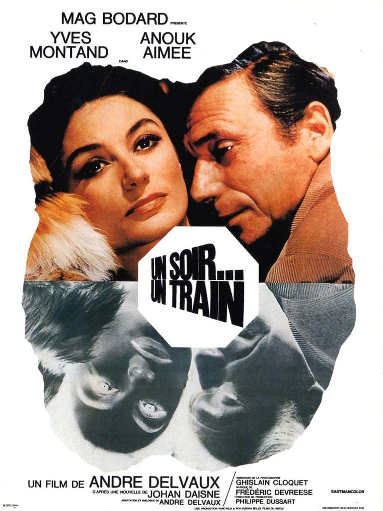 One Night... A Train