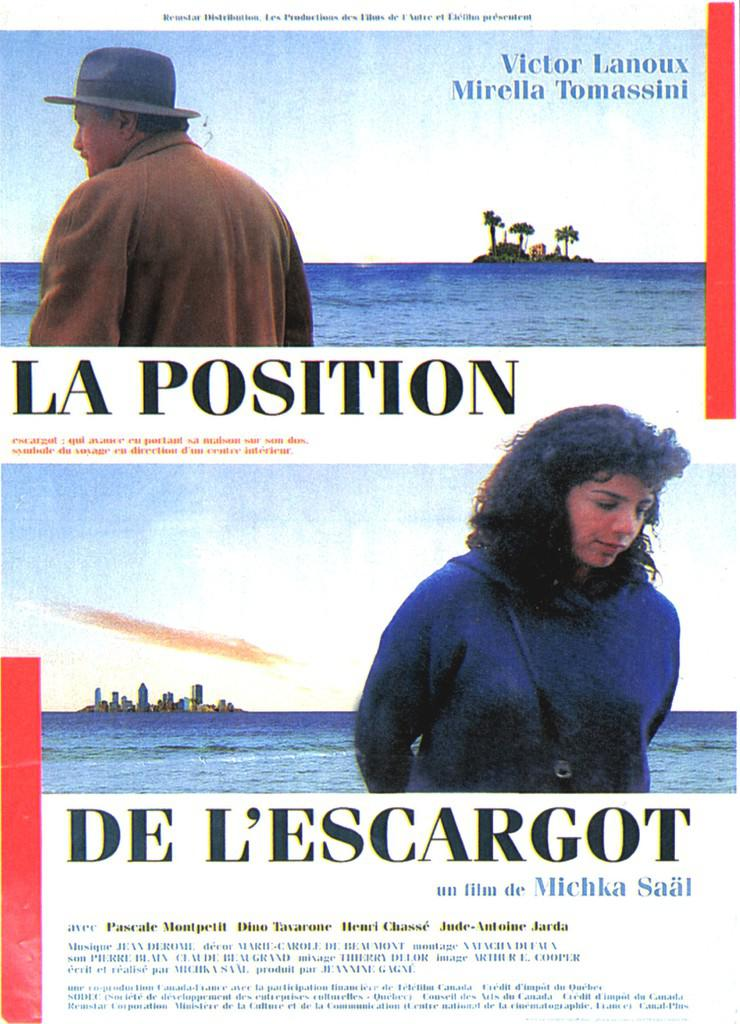 La Position de l'escargot