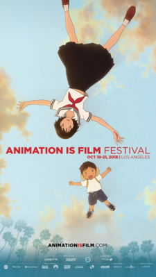 Animation Is Film Festival - 2018