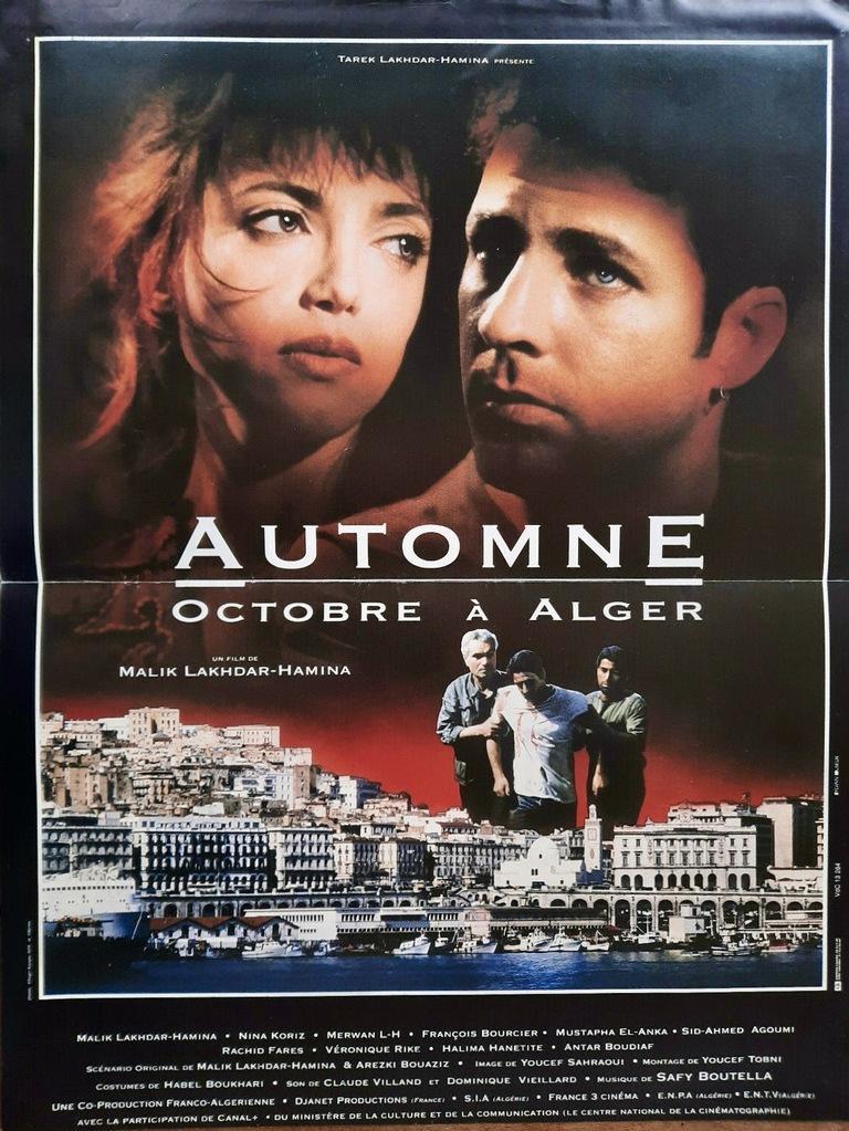 Automne - Octobre à Alger