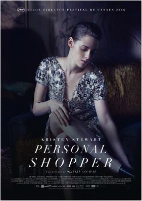 Personal Shopper - Poster - Mexico