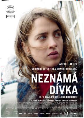La Fille inconnue - Poster - Czech Republic