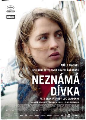 The Unknown Girl - Poster - Czech Republic