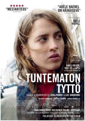 La Chica desconocida - Poster - Finland