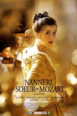 Nannerl, la sœur de Mozart - Poster - France