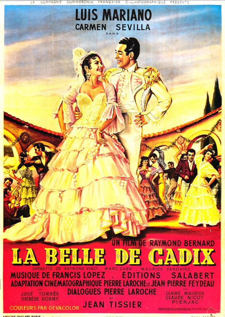 Belle d amour film