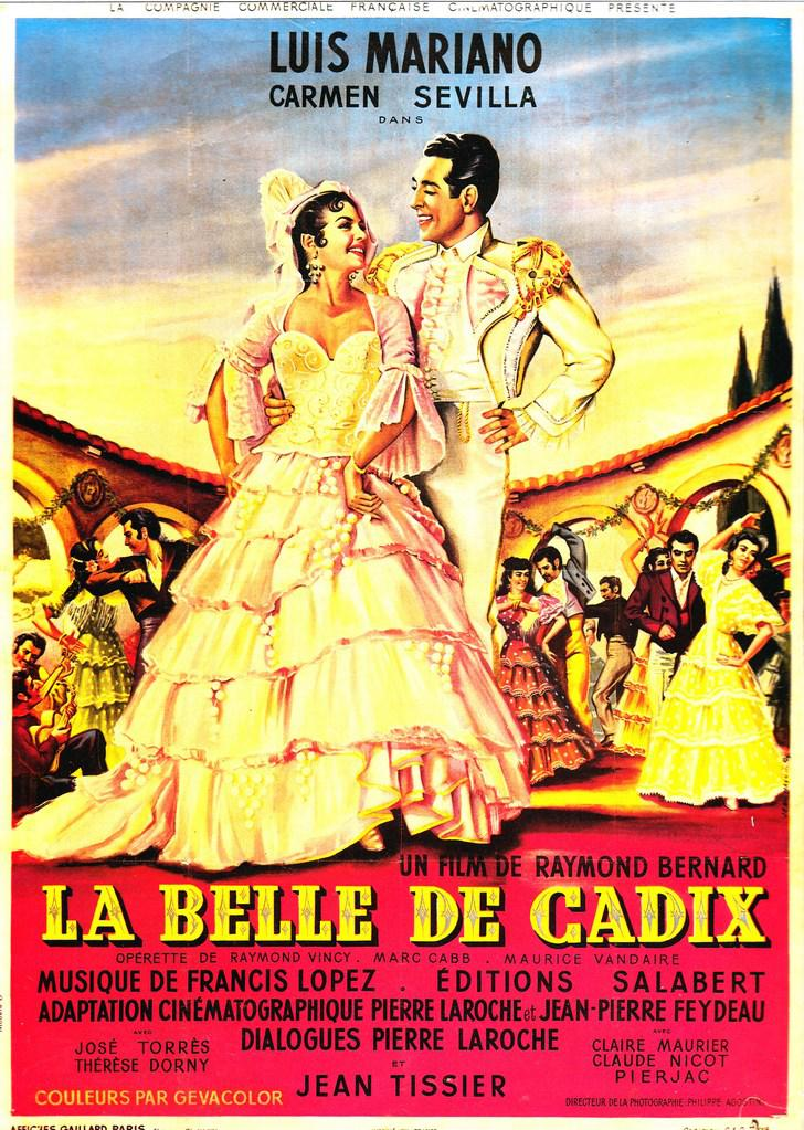 The Belle of Cadix