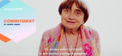 Agnès Varda – French Directors' Touch
