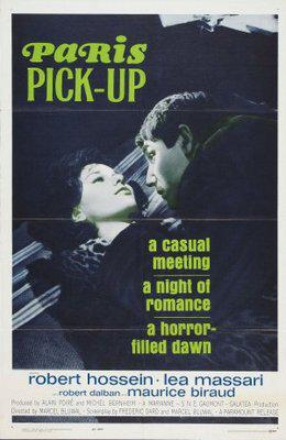 The Freight Elevator / Paris Pick-Up - Poster Etats-Unis