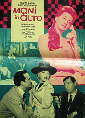 Manos arriba - Poster Italie