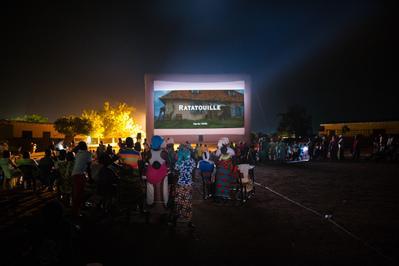 Report on the 1st Afrique Junior Festival - © Les Villages Enchantés