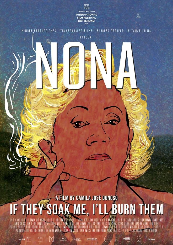 Nona - If They Soak Me, I'll Burn Them
