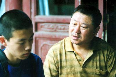Un père à Pékin