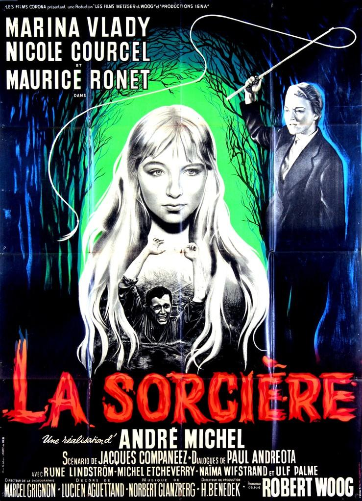 The Blonde Witch / The Sorceress