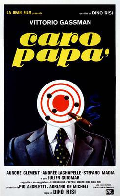 Cher Papa - Poster Italie