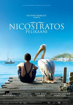 Nicostratos, le pélican - Poster - Finlande