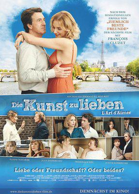 The Art of Love - Poster - Germany