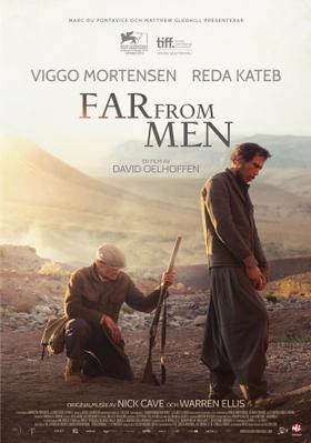 Lejos de los Hombres - Poster - Sweden