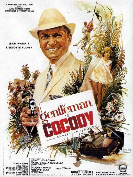 Man from Cocody / Ivory Coast Adventure