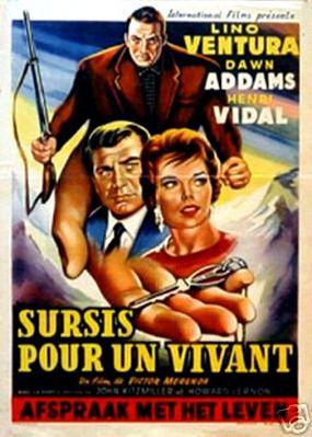 El Albergue de los suicidas - Poster Belgique