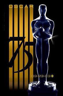 Oscars du Cinéma - 2003