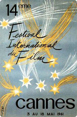 Festival international du film de Cannes - 1961