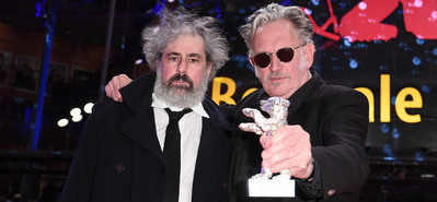 """Benoît Delépine and Gustave Kervern win a Silver Bear in Berlin for """"Delete History"""""""