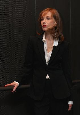 New York Rendez-Vous With French Cinema Today - Isabelle Huppert
