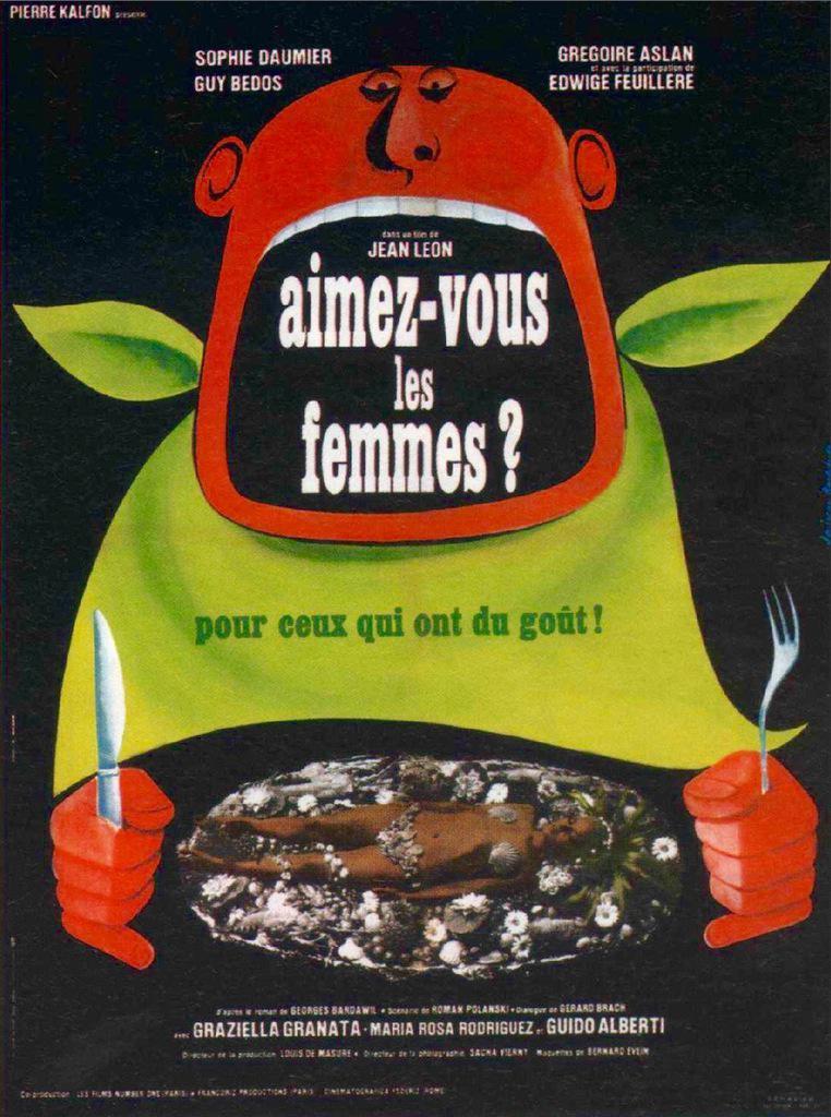 A Taste for Women