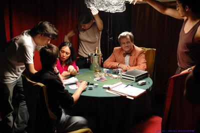 Poker Hand - © Olivier Millerioux