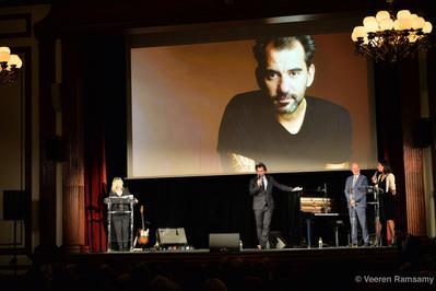 Podéis ver de nuevo la ceremonia de apertura de la 7.ª edición de MyFrenchFilmFestival