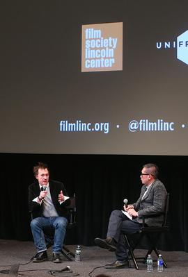 Très belle édition des 22e Rendez-Vous With French Cinema à New York - Rencontre avec Bertrand Bonello - © Bestimage