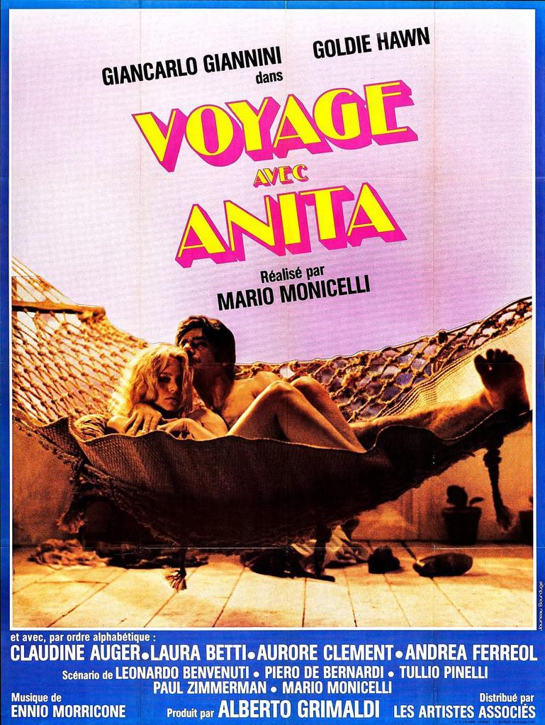 Voyage avec Anita