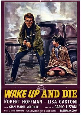 Wake Up and DIe! - Poster - International