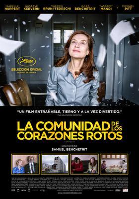 La Comunidad de los corazones rotos - Poster - Argentina