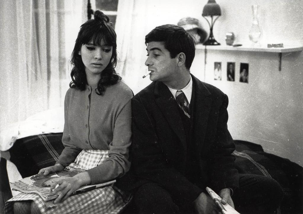 Festival Internacional de Cine de Berlín - 1961 - © Raymond Cauchetier