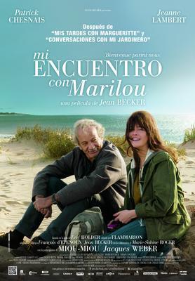 Mi encuentro con Marilou - Poster - Spain